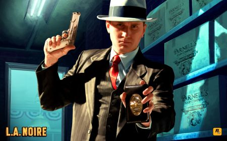 L.A. Noire выйдет на PS4, Xbox One, HTC Vive и Nintendo Switch