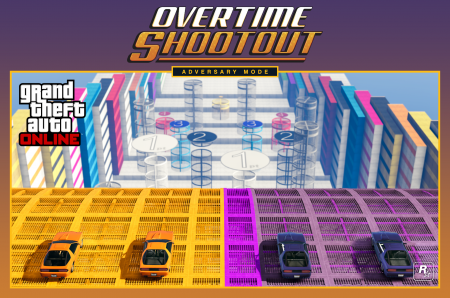 "DLC ""Разборка в овертайме"" (Overtime Shootout) для GTA Online"