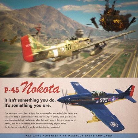 Эта неделя в GTA Online: новый самолет, режим, бонусы и скидки
