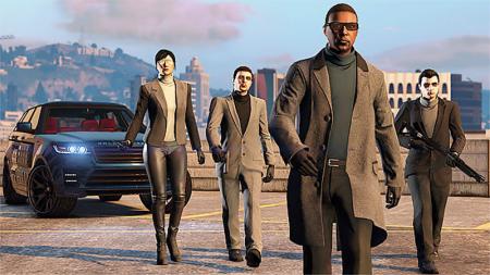 GTA Online - организации