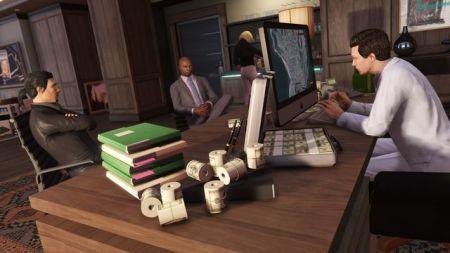 GTA Online - офисы