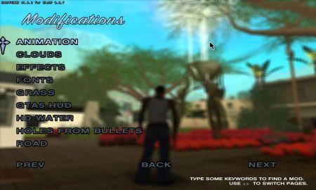 Как в GTA San Andreas установить новые текстуры