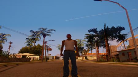 Как установить ENB-мод для GTA San Andreas