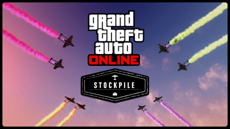 DLC Stockpile для GTA Online