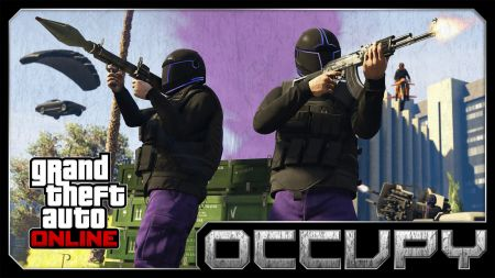 DLC Occupy для GTA Online