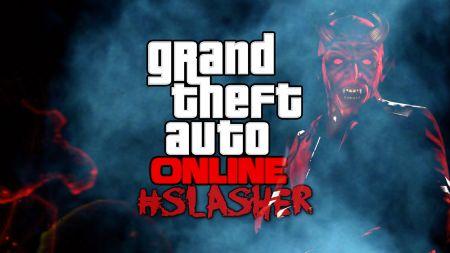 DLC Slashers для GTA Online