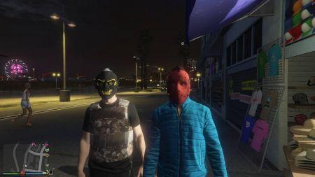 Сын проводит время вместе с больным отцом благодаря GTA Online