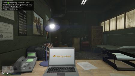 GTA Online - байкерские предприятия