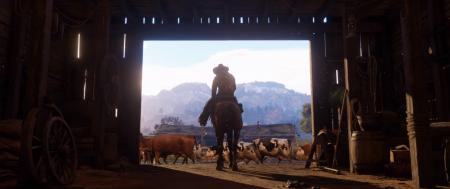 Животные в Red Dead Redemption 2