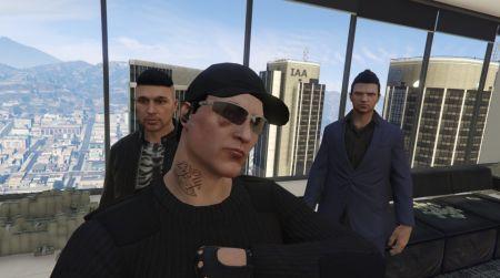 Стрим и сходка банды LibertyCityRu Crew в GTA Online: онлайн