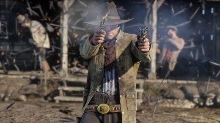 Слухи о Red Dead Redemption 2 - вид от первого лица, новые детали и многое другое
