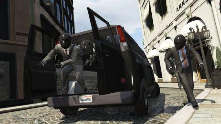 GTA V не повлияла на агрессивность пользователей