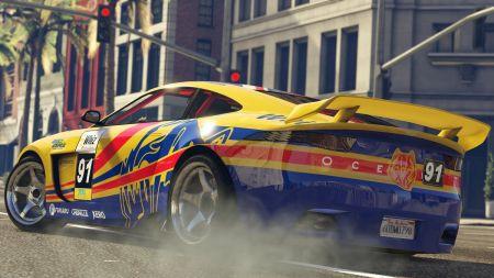 Автомобильный эксплоит в GTA Online работает уже 4 года