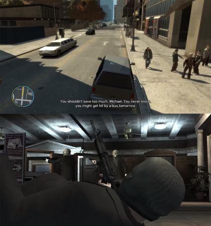 Пророческие фразы персонажей в Grand Theft Auto
