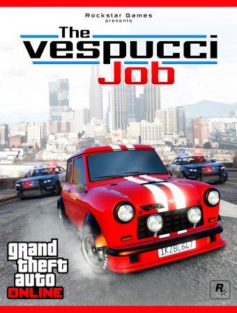 Ограбление в Веспуччи и три новых транспортных средства