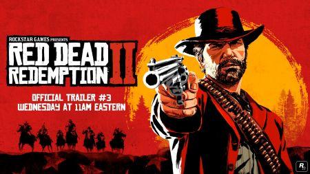 Новый трейлер Red Dead Redemption 2 – в эту среду