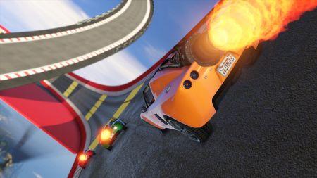 Новая неделя в GTA Online – Каскадёрские гонки на Deluxo, Thruster и Stromberg