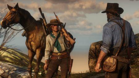 Посмотрите на новые скриншоты Red Dead Redemption 2