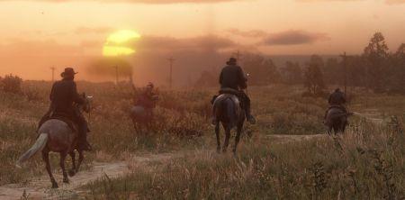 Первые впечатления от Red Dead Redemption 2