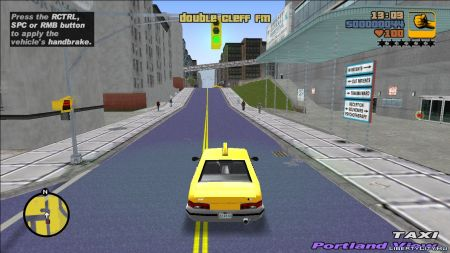 Моддер портировал GTA Advance на PC