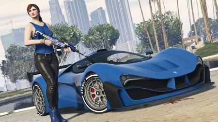 В GTA Online неделя скидок и бонусов – 100 000 GTA$ доступны бесплатно