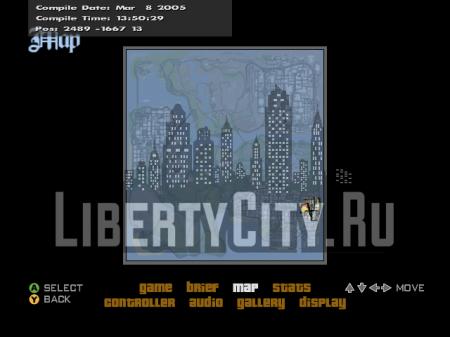 Эксклюзивные скриншоты DEVKIT версии GTA San Andreas