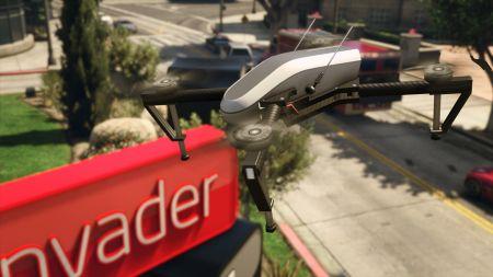 В GTA Online появились Benefactor Terrorbyte и боевые дроны