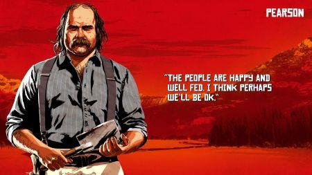 Новые арты Red Dead Redemption 2 появились в сети