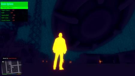 Обзор на Chiken's Menu для GTA 5 - конец моей миссии