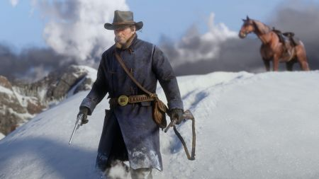Оружие Red Dead Redemption 2