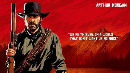 Главные герои Red Dead Redemption 2