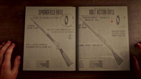Где найти бесплатный пистолет и дробовик в Red Dead Redemption 2