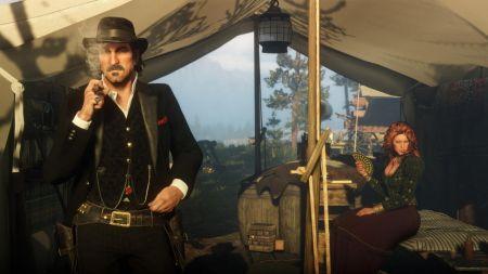 Мораль и честь в Red Dead Redemption 2