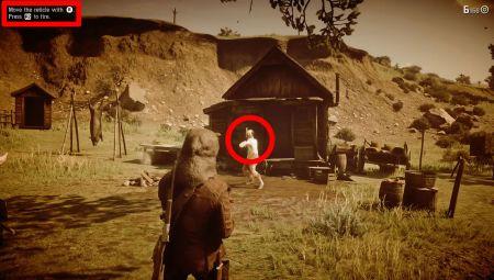 Как вызвать человека на дуэль в Red Dead Redemption 2