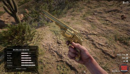 Где найти уникальное и легендарное оружие в Red Dead Redemption 2