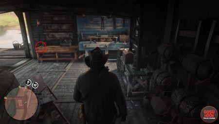 Где найти морской компас для Пирсона в Red Dead Redemption 2