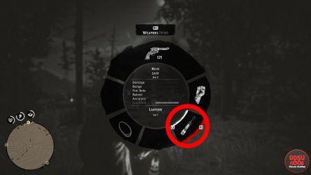 Как получить фонарь в Red Dead Redemption 2