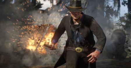 Как получить динамит в Red Dead Redemption 2