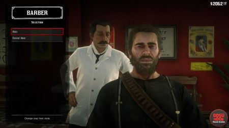 Как отрастить густые волосы и бороду в Red Dead Redemption 2