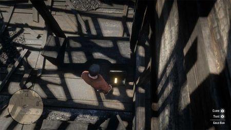 Как получить много золотых слитков в Red Dead Redemption 2