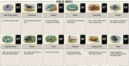 Где найти все карточки от сигарет в Red Dead Redemption 2 — карта