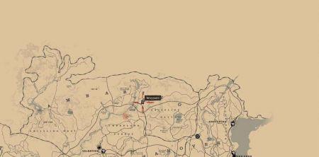 Где найти «Загадочный холм» — единственную достопримечательность в Red Dead Redemption 2