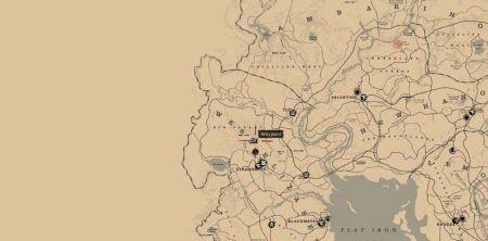 Где найти все наскальные рисунки в Red Dead Redemption 2 — карта и описание