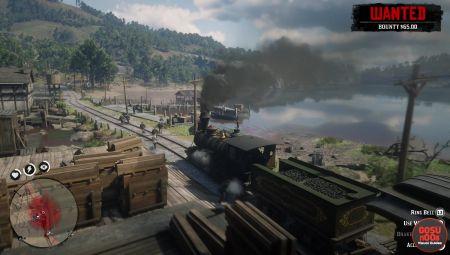 Как угнать и ограбить поезд в Red Dead Redemption 2 - подробная инструкция