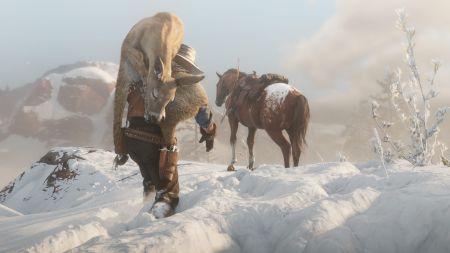 Где найти лучшую лошадь в Red Dead Redemption 2 - подробное описание лучших пород лошадей