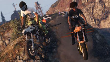 В GTA Online появились «Футбол с бомбами», новое лазерное оружие и подарки к Новому году