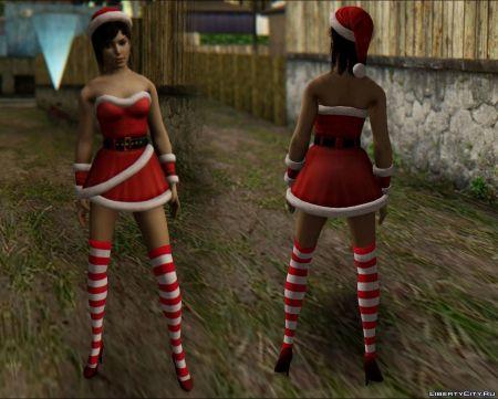 Во что поиграть на Новогодних праздниках - ТОП лучших модов для GTA SA на тему зимы