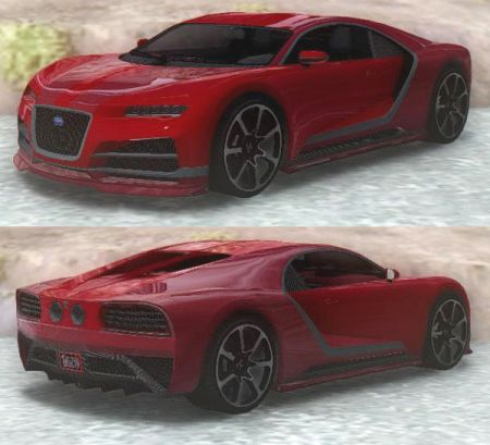 Подборка машин из GTA 5 для GTA San Andereas