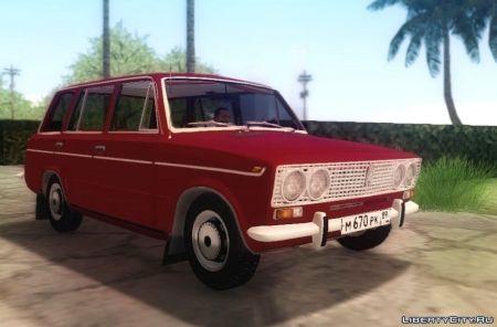 Подборка русских машин для GTA San Andreas