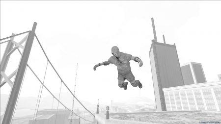 Батл: GTA Fog of the Dead vs Zombie Andreas